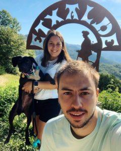 HELA & GEORGINA Y DAVID