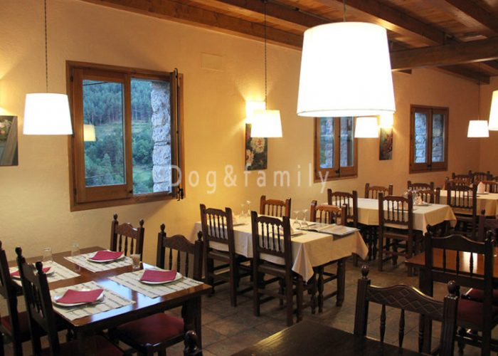 Restaurant Ca la Maria a Fornells de la Muntanya